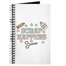 Scrap Happens Journal