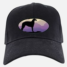 Purple Mountain Borzoi Baseball Hat