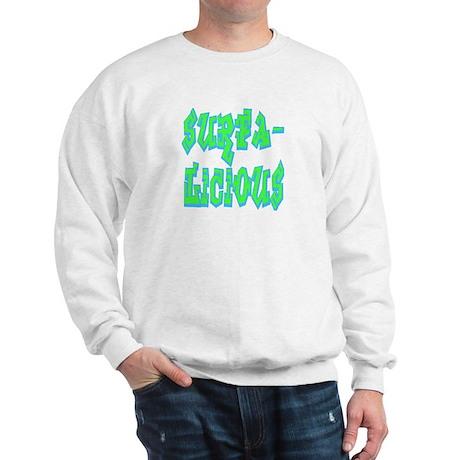 Surfalicious Sweatshirt