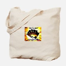 Cute Texas hold em%27 Tote Bag