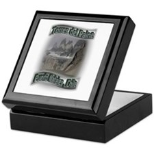 Torres del Paine Keepsake Box