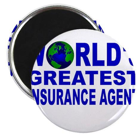 World's Greatest Insurance Ag Magnet