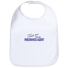 Trust Me I'm An Insurance Age Bib