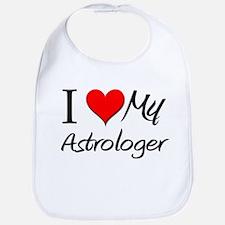 I Heart My Astrologer Bib