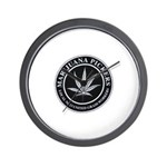 Pot Workers Union  Wall Clock