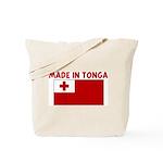 MADE IN TONGA Tote Bag