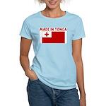 MADE IN TONGA Women's Light T-Shirt