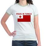 MADE IN TONGA Jr. Ringer T-Shirt