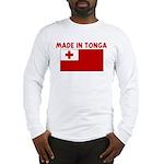 MADE IN TONGA Long Sleeve T-Shirt