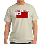 MADE IN TONGA Light T-Shirt