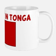 ID RATHER BE IN TONGA Mug