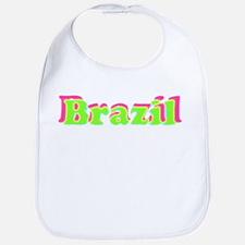 Brazil Green Bib