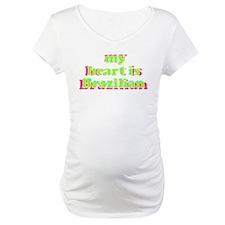 My Heart is Brazilian Shirt