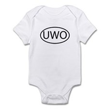 UWO Infant Bodysuit