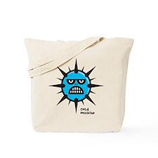Cold Pricklies Tote Bag