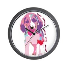 Only Puppies Should Fear Poun Wall Clock
