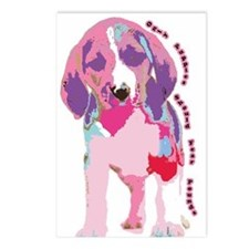 Only Puppies Should Fear Poun Postcards (Package o