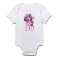 Only Puppies Should Fear Poun Infant Bodysuit