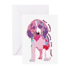 Only Puppies Should Fear Poun Greeting Cards (Pk o