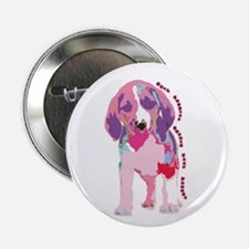 "Only Puppies Should Fear Poun 2.25"" Button"