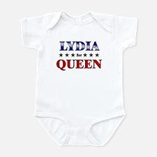 LYDIA for queen Onesie