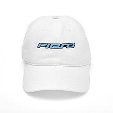 Fiero Baseball Cap - Blue Logo
