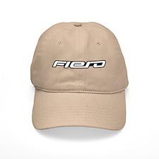 Fiero Baseball Cap - Black Logo
