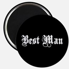"Best Man 2.25"" Magnet (10 pack)"