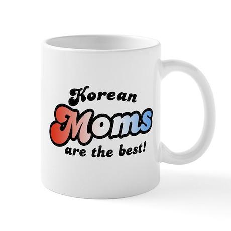 Korean Mom Mug