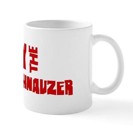 Obey the Standard Schnauzer Mug