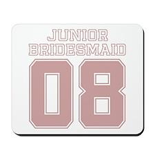08 Junior Bridesmaid Mousepad