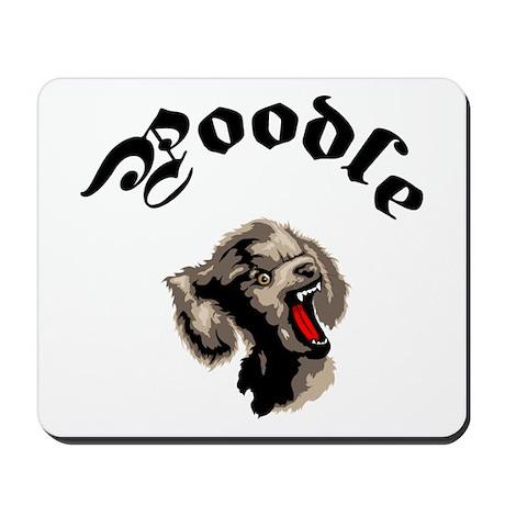 Poodle Mousepad
