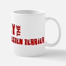 Obey the Soft Coated Wheaten  Mug