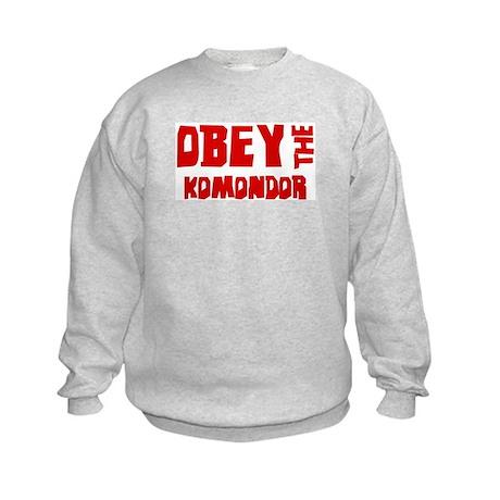 Obey the Komondor Kids Sweatshirt