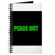 PEACE OUT Journal