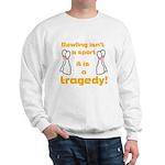 Bowling Tragedy Sweatshirt