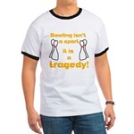 Bowling Tragedy Ringer T