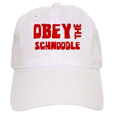 Obey the Schnoodle Cap