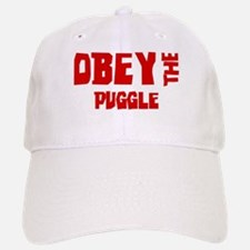 Obey the Puggle Baseball Baseball Cap