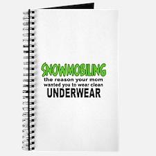 Snowmobiling - Clean Underwear Journal