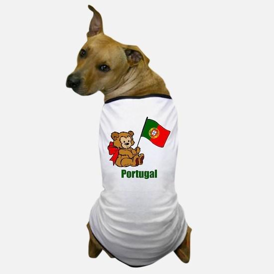 Portugal Teddy Bear Dog T-Shirt