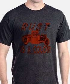 RUST IS A COLOR T-Shirt