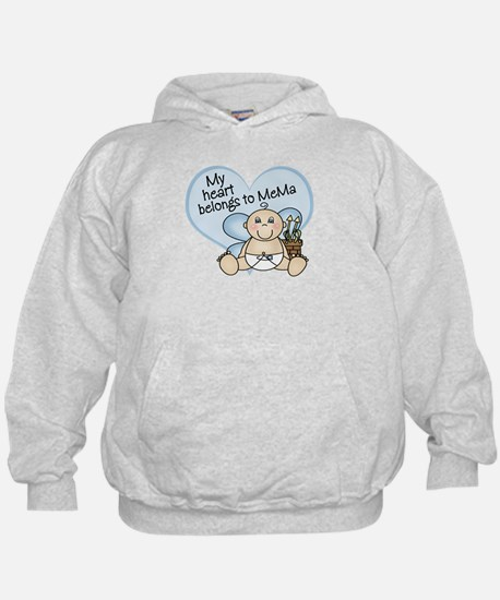 My Heart Belongs to MeMa BOY Hoodie