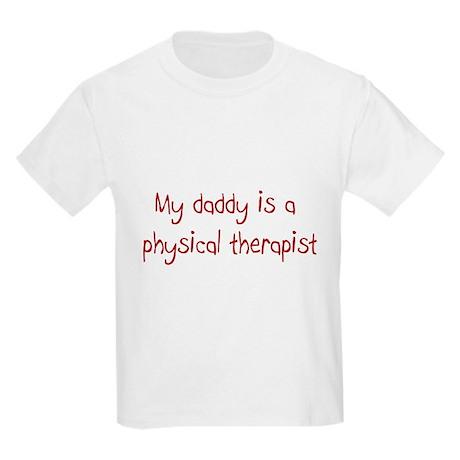 Physical Therapist Kids Light T-Shirt
