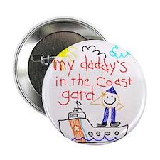 Coast Guard Daddy Button