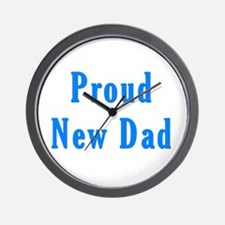 Proud new Dad T Shirts and Gi Wall Clock