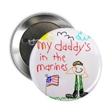 Marine Daddy Button