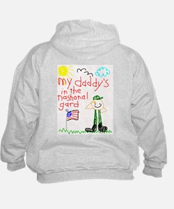 National Guard Daddy Hoodie