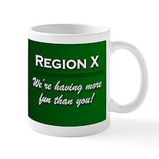 Region X Mug