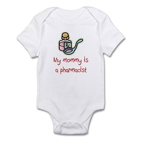 Pharmacy Infant Bodysuit